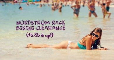 Mix'n'Not-Really-Match Bikini Sale at Nordstrom Rack