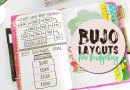 23 Gorgeous Bullet Journal Layouts for Budgeting & Saving Money