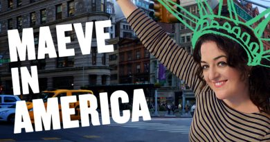 Digital Friday: The Maeve in America Podcast