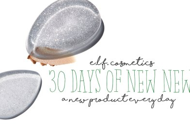 September is e.l.f.'s 30 Days of New New, a New Beauty Release Every Day