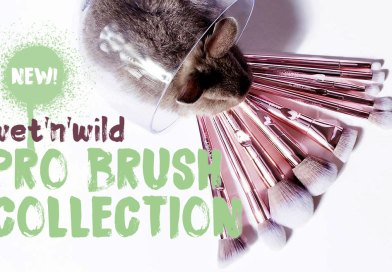 Wet N Wild's New Pro Line of Makeup Brushes are Rose Gold & Glorious