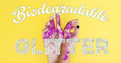 9 Affordable Brands to Help You Switch to Biodegradable Glitter