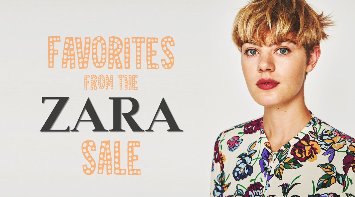 Checking In at the ZARA Semi-Annual Sale: Favorite Products & Best Buys