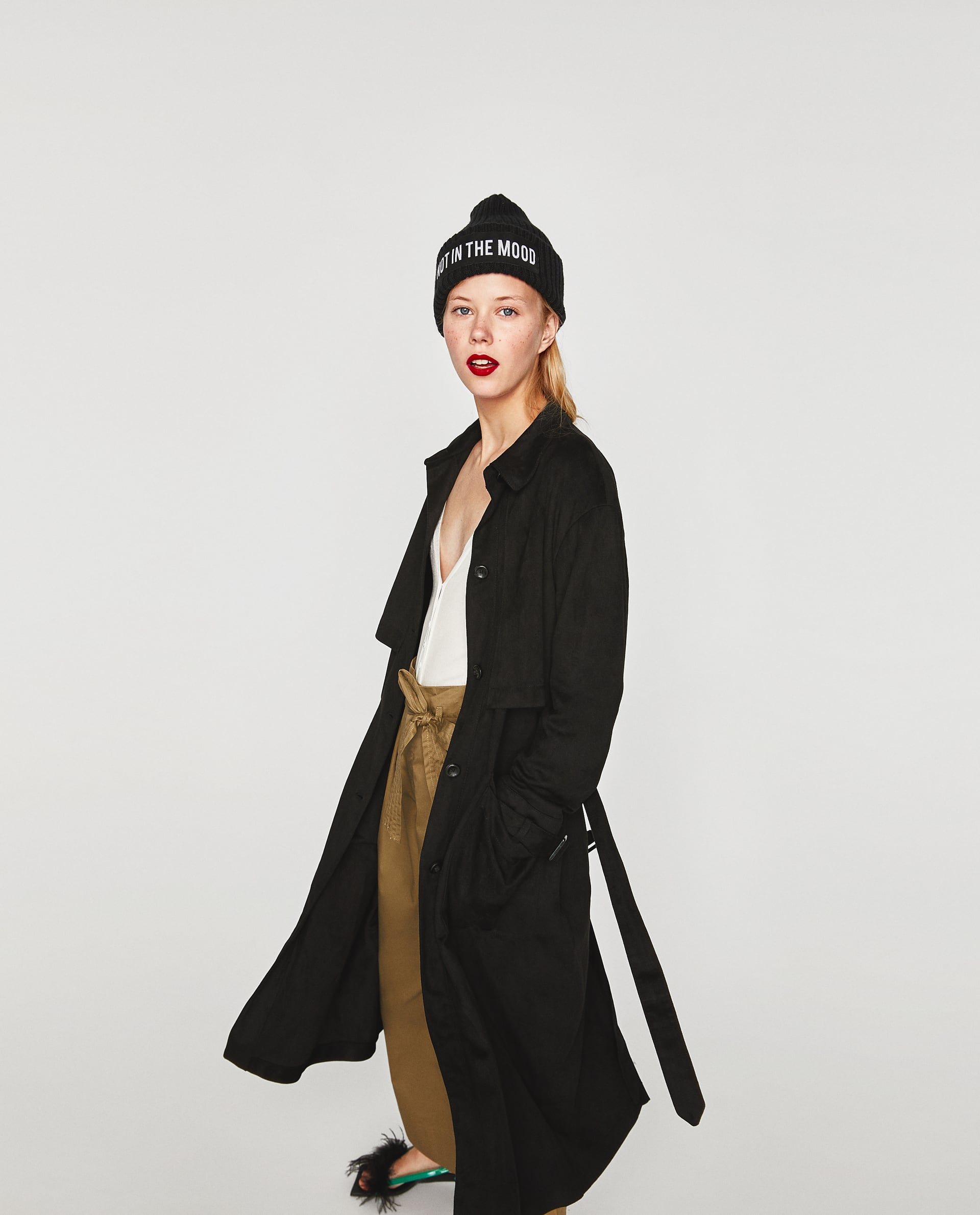 Trench Coat Women Zara