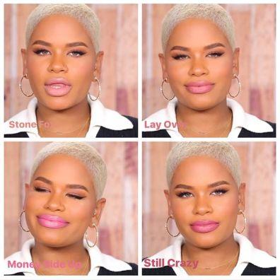 Colourpop Lux Lipstick Alissa Ashley