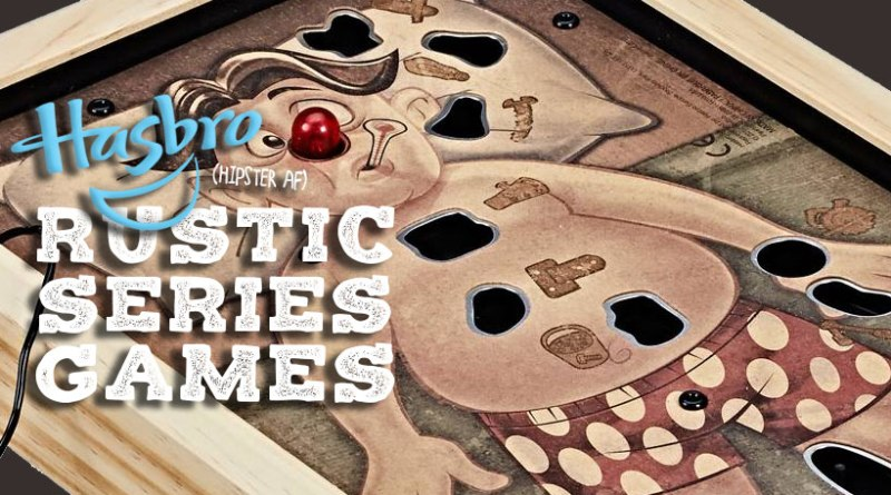 Hasbro Released Hipster-fied Versions of their Most Classic Board Games