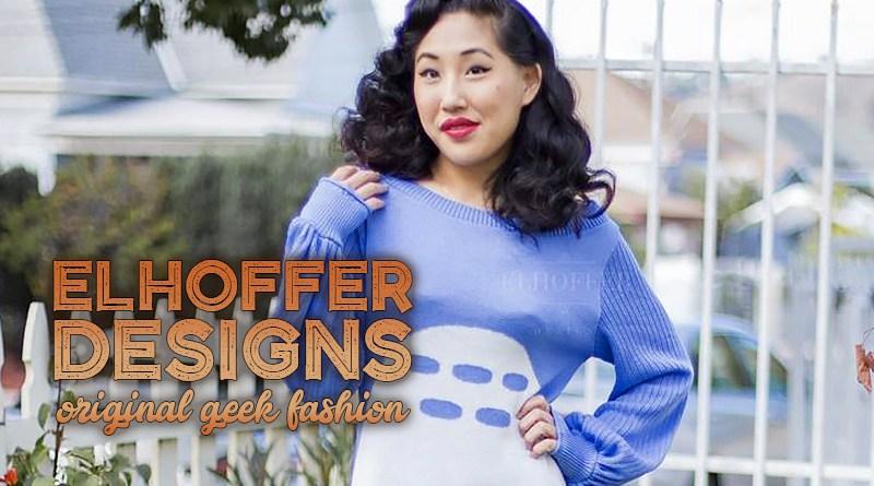 2558d060ecc Elhoffer Design  Inspired Geek Fashion from LA