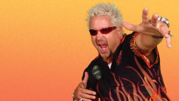 The Redemption of Guy Fieri - Broke-Ass Stuart's Website