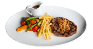 vfood steak
