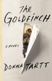 """The Goldfinch"" by Donna Tartt"