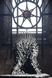The Iron Throne...the original recliner