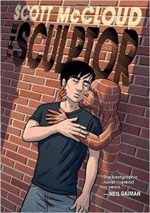 """The Sculptor"" by Scott McCloud"