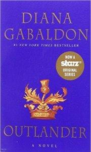 """Outlander"" by Diana Gabaldon"
