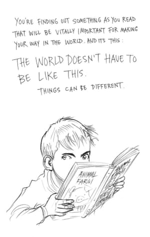 Chris Riddell Art Matters Illustration