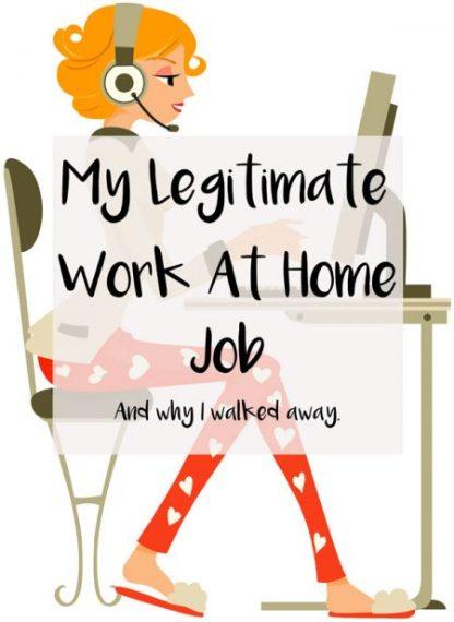 my legitimate work at home job broke dance mom