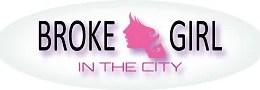 Broke Girl in the City Logo