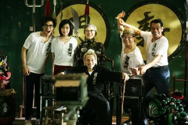 GALLANTS 打擂台 18 Nov 2017 (Sat) 21:00* 2010   98'   Cantonese   Directors: Derek KWOK, Clement CHENG The Soho Hotel (screening room 1)