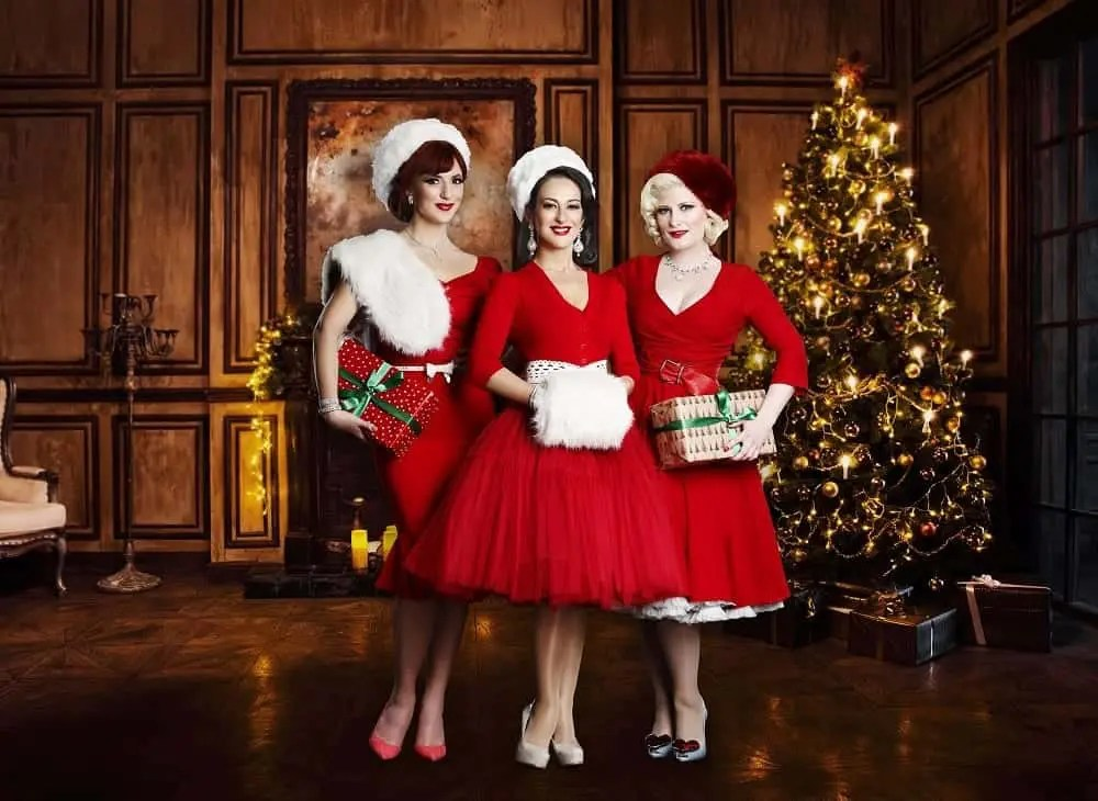 Marcella Puppini from The Puppini Sisters talks Christmas