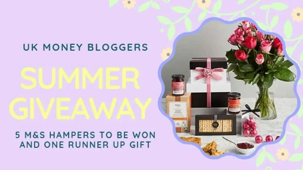 UK Money Bloggers - Summer Giveaway