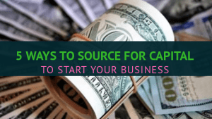 5 ways to raise capital for a business