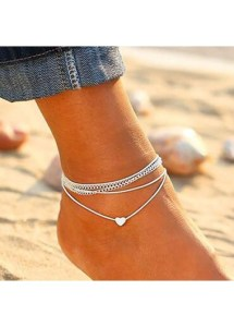 These unique anklets will make you smile