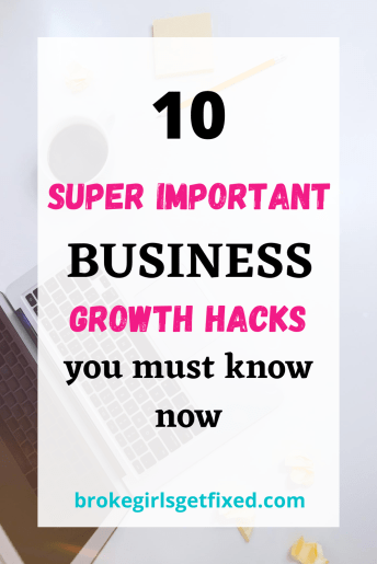 super important business growth strategies