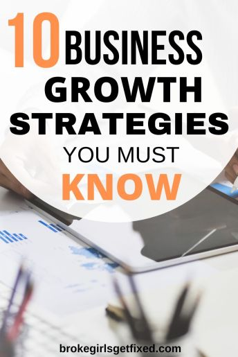 business growth strategies every serious business owner must know