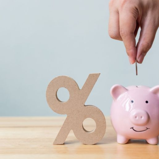 start saving money to live without debt