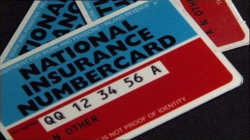 Guide to Applying for a National Insurance Number  Broke in London