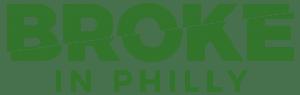 Broke in Philly logo