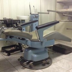 Vintage Dentist Chair Desk Office Max Relive Nightmares With A Free