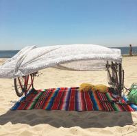 diy beach canopy