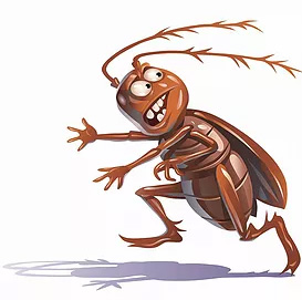 running roach