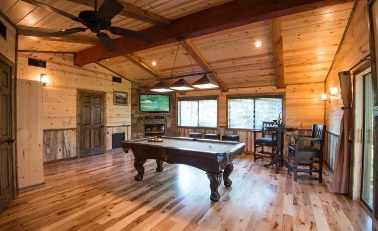 Broken Bow Lake Cabin Rentals   Crystal Ridge Spa Cabin