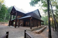 The Rustic Lodge  Broken Bow Luxury Rentals
