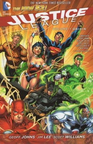 Justice League Origins