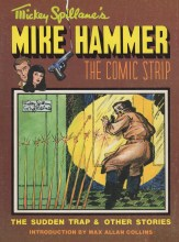 Mike Hammer comic strip