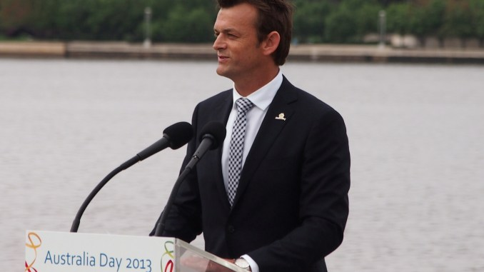 Photo of Adam Gilchrist