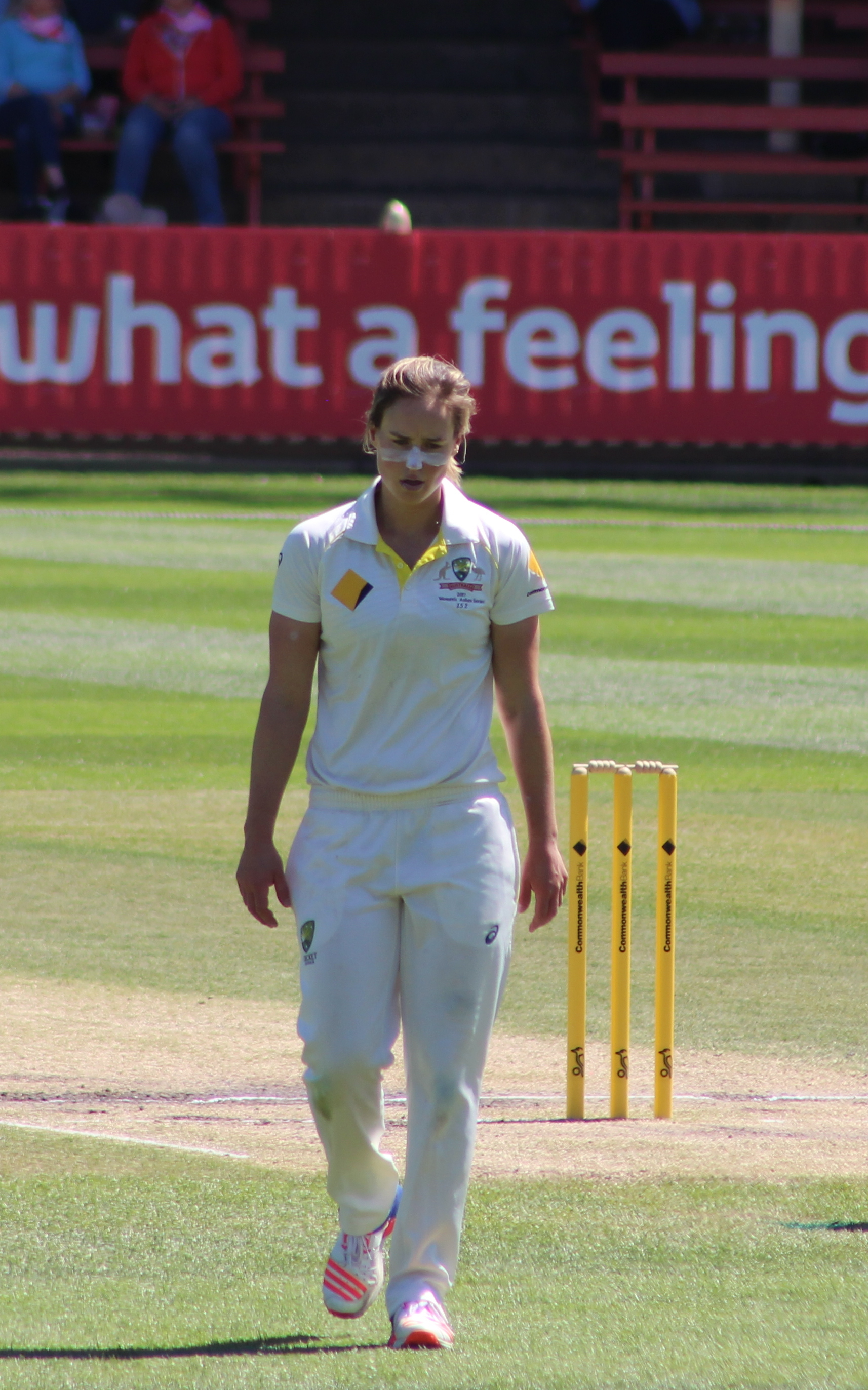 Photo of Ellyse Perry in Test Cricket