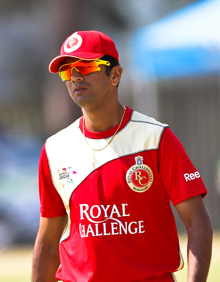 Photo of Rahul Dravid