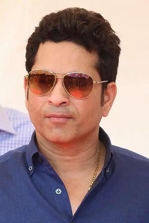 Photo of Sachin Tendulkar