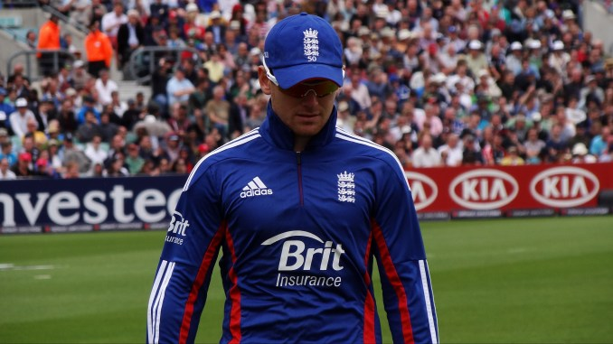 Photo of Eoin Morgan