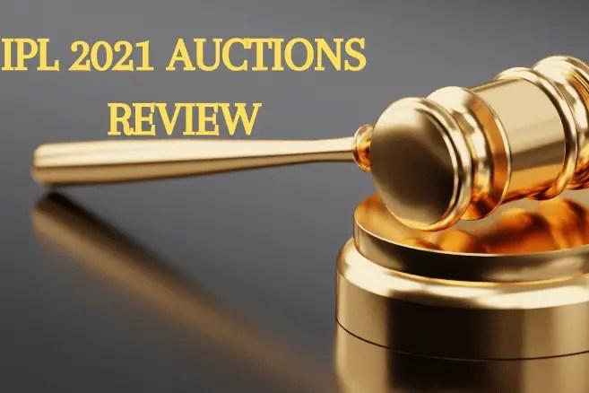 Indian Premier League Auction 2021 - Photo of a Gavel