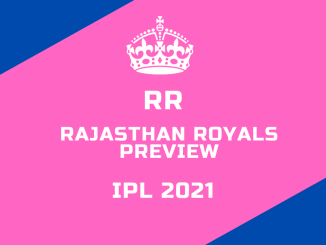 Rajasthan Royals Preview Banner