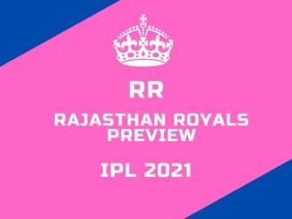 Rajasthan Royals Preview Banner
