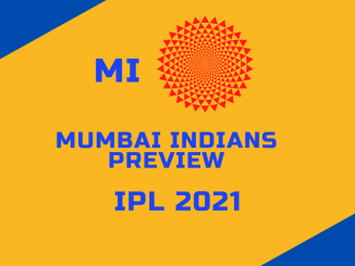 Mumbai Indians Preview Banner