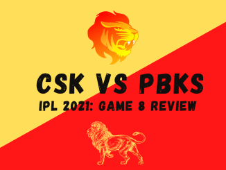 CSK Vs PBKS Graphic