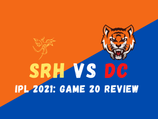 SRH Vs DC Graphics