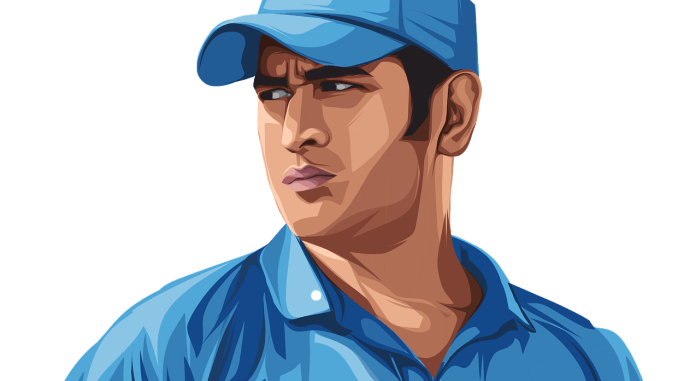 Photo of MS Dhoni, who may retire from IPL 2021