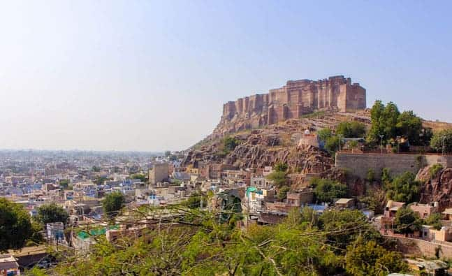 5 of my favourite must see places in India
